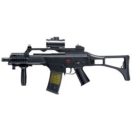 Spring rifle H&K G36C with...